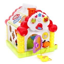 Развивающая игрушка Домик-сортер Термок