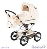 Детская коляска Reindeer Style 3 в 1 цвет S-1