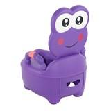 Горшок Pituso Лягушонок Фиолетовый