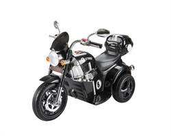 Электромотоцикл Sweet Baby Goldwing Black