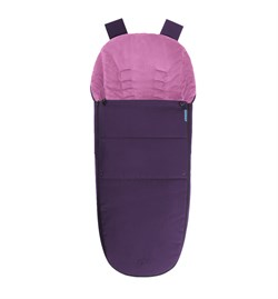 Накидка на ножки к коляске GB Maris Posh Pink