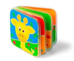 "Книжка для купания Baby Ono ""Mini"" Жираф"