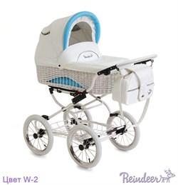 Коляска для новорожденного Reindeer Prestige Wiklina цвет W-2