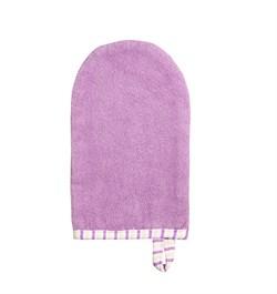 Рукавичка для купания «Soft» Baby Ono Фиолетовая