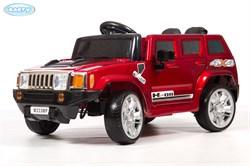 Детский электромобиль BARTY Hummer М333МР вишневый