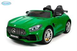 электромобиль AMG GT R Mercedes-Benz Зеленый