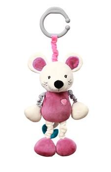 Игрушка-подвеска Мышка BabyOno