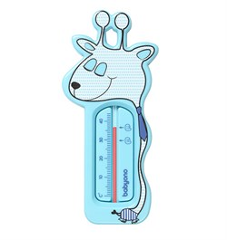 Термометр для воды Romantic giraffe BabyOno Голубой