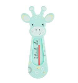 Термометр для воды Жираф BabyOno мятный