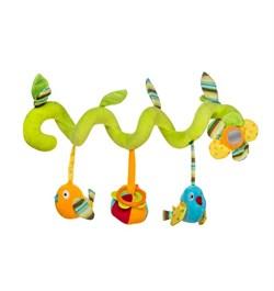 Игрушка-спиралька Птички BabyOno