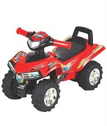 Каталка Sweet Baby ATV Red