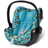 Cybex Cloud Q Cherubs Blue by Jeremy Scott
