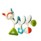 Игрушка-спиралька Лама BabyOno